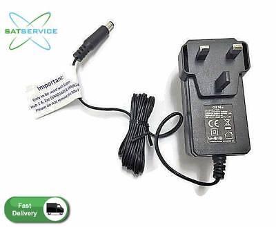 Virgin Media OEM Power Adaptor for Super Hub 2 and 2ac (VMDG485 and VMDG490)