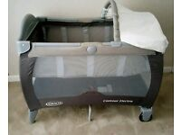 Travel Cot GRACO CONTOUR ELECTRA