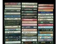 Various Hip Hop Cassettes for sale