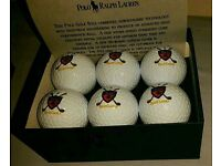 Polo Ralph Lauren Golf Ball gift set (set of 6)