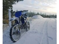 Road legal Yzf 250 290 kit immaculate