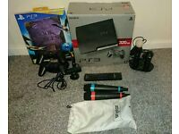 Sony PlayStation 3 320gb massive bundle