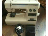 New home sewing machine for sale