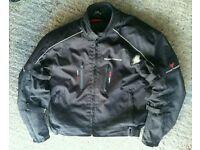 Frank Thomas Motorcycle jacket XL excellent