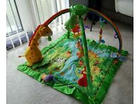 Baby gym: Rainforest Melodies and light (Fisher Price)