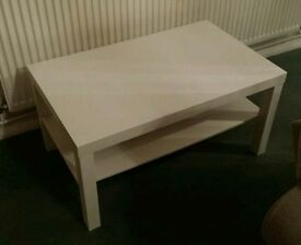 Ikea Lack White Coffee Table