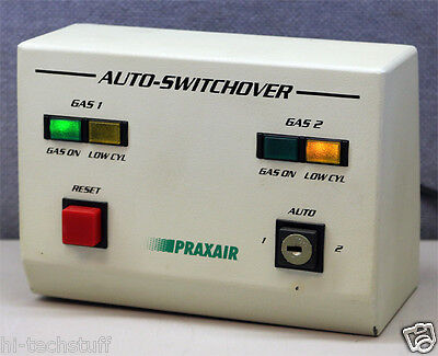 Praxair Asw 100 Auto-switchover