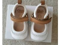 CLARKS baby/kids/toddler shoes