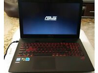 CHEAP ASUS ROG GL552WV GAMING LAPTOP HIGH SPEC GREAT CONDITION