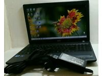 Acer Travelmate 5744 15.6'' Intel®-Core i3 CPU M380 , 4/500GB HDD, Win 7 Professional X64-bit Laptop