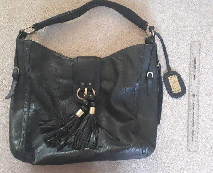 Jane Norman Black Handbag