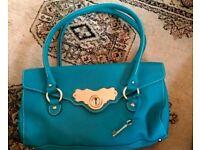 Pringle of Scotland designer handbag bag purse