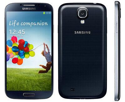 "Unlocked GSM 5"" Samsung Galaxy S4 GT-I9500 16GB Android Teléfono Celular Negro, usado comprar usado  Enviando para Brazil"