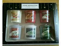 Yankee Candles set