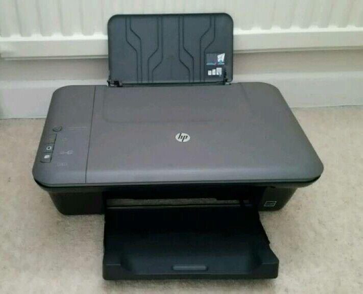 HP printer deskjet 1050 all in one. Scanner and copier ...