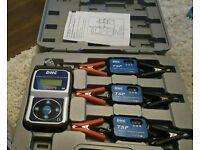 DHC WIRELESS DIGITAL BATTERY/CHARGING/STARTING SYSTEM ANALYZER