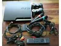 Playstation 3 120gig