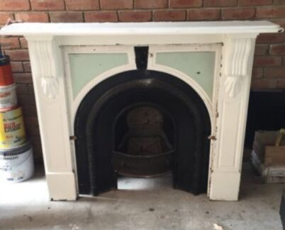 Victorian Era Mantle for your Fireplace Williamstown Hobsons Bay Area Preview