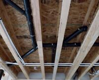 Highly Skilled Plumber---Rough-In Pricing Enclosed In Ad...