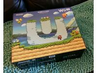 Boxed Wii U console in good condition