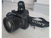 Sony Cyber Shot DSC H400
