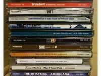 Various rock cds for sale job lot £10