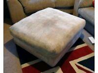 Large foot stool