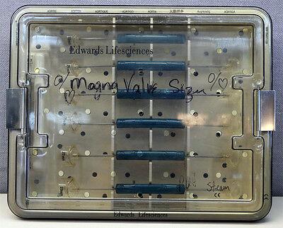 Edwards 1130 Perimount Magna Pericardial Aortic Bioprosthesis Sizer Set