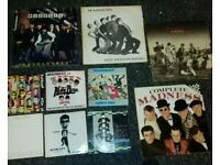 Collection of madness lp's £50ono