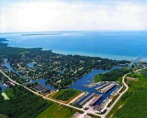 35 foot BOAT SLIP for full year RENT on lake Simcoe Lagoon City