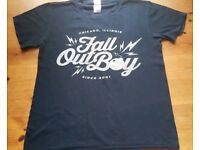 FALL OUT BOY GRAPHIC T-SHIRT