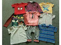 Bundle of Boy's Clothes 3-4 yrs