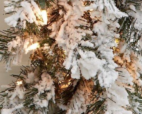 Bonding Flock - Snow White Tree Flocking  - 1 lbs Bag
