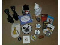 CATS CATS CATS!! Collection of Cat Related Items ideal for any fan of Felines!