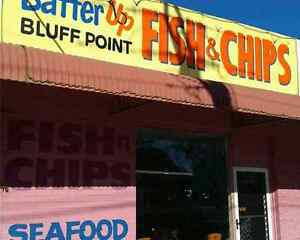 Fish & Chip Shop for sale Bluff Point Geraldton City Preview