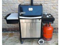 Weber 210 BBQ