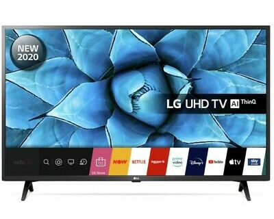 LG 43UN7300 43 Inch TV Smart 4K Ultra HD LED With HDR