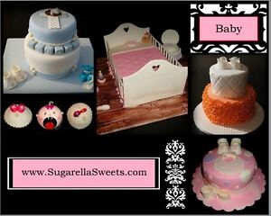 Cake, cupcake, cake pop, cookies for all occasions West Island Greater Montréal image 10