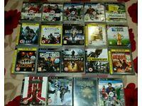 PS3 Game Bundle.
