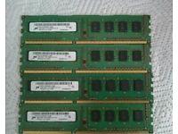 8GB DDR3 1333MHz ram