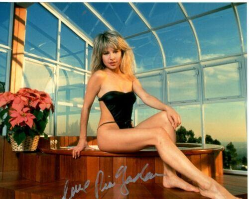 PIA ZADORA Signed SEXY BATHING SUIT Photo w/ Hologram COA