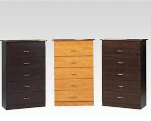 5 DRAWER BRAND NEW CHEST FOR 199$ ONLY!!!MANY COLORS TO CHOOSE !!!