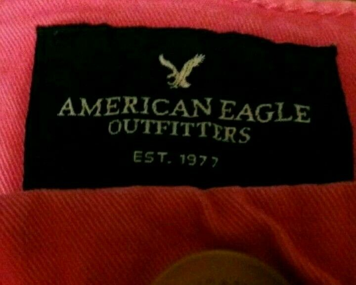 AMERICANEAGLE OUTFITTERS  Damen Hotpants in Trappenkamp