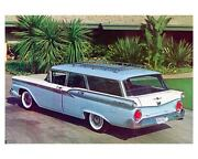 1959 Ford Station Wagon