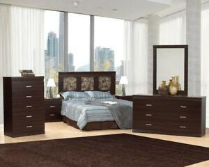 6 PIECE QUEEN SIZE BEDROOM SET FOR $499 ONLY