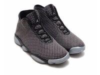 Nike Air Jordan Horizon Black and Grey UK Sizes 10-11