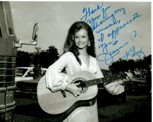 JEANNIE C. RILEY signed autographed photo GREAT CONTENT