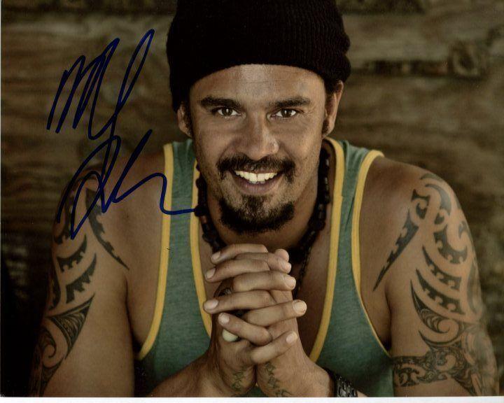 MICHAEL FRANTI Signed Autographed Photo