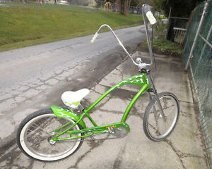 Cruise in style on this Electra Rat Fink