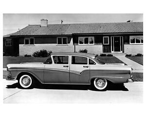1957 Ford Custom 300 Factory Photo ub0498-GHQTDJ
